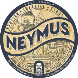 NEYMUS, Russian Imperial Stout