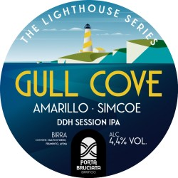 GULL COVE, DDH Session IPA