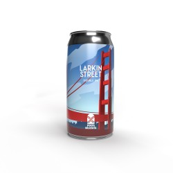 LARKIN ST., Double IPA