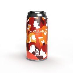 LA PALLATA, American Pale Ale, bottiglia 33 cl.