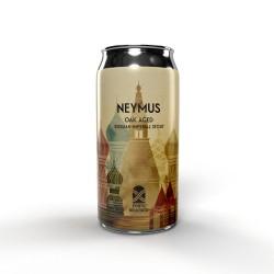 NEYMUS Oak Aged, Russian Imperial Stout, 44 cl.